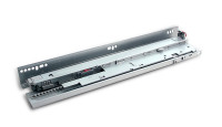 1F86 Push-open+ Soft-Closing SIMLEAD Undermount Slides (40kg)